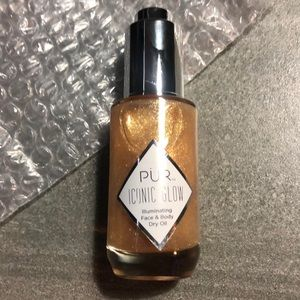 PUR Iconic Glow Face and Body Dry Oil